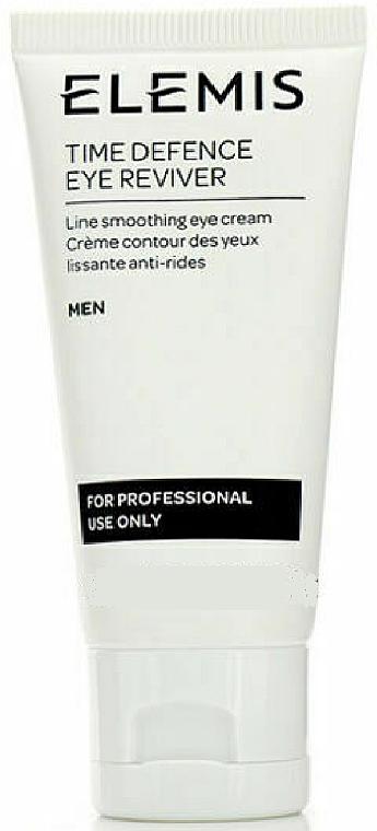 Крем для кожи вокруг глаз - Elemis Men Time Defence Eye Reviver For Professional Use Only — фото N1