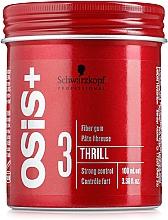 Духи, Парфюмерия, косметика Коктейль-гель для укладки волос - Schwarzkopf Professional Osis+ Thrill Texture Fibre Gum