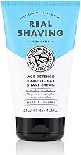 Духи, Парфюмерия, косметика Традиционный крем для бритья - The Real Shaving Co. Age Defence Traditional Shave Cream