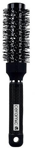 Брашинг для волос для укладки, 498741, 35 мм. - Inter-Vion Black Label Ceramic — фото N1