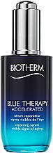 Духи, Парфюмерия, косметика Антивозрастная сыворотка - Biotherm Blue Therapy Accelerated Serum