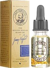 Духи, Парфюмерия, косметика Масло для бороды - Captain Fawcett The Million Dollar Beard Oil by Jimmy Niggles