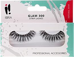 Духи, Парфюмерия, косметика Накладные ресницы - Ibra Eyelash Glam 300