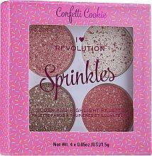 Духи, Парфюмерия, косметика Румяна - I Heart Revolution Sprinkles