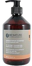 Духи, Парфюмерия, косметика Шампунь для сухих и поврежденных волос - Beetre BeNature Damage Repair Shampoo