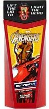 Духи, Парфюмерия, косметика Детский гель для душа - Corsair Marvel Avengers Iron Man Body Wash