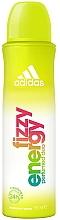 Духи, Парфюмерия, косметика Adidas Fizzy Energy - Дезодорант