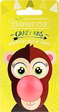 """Духи, Парфюмерия, косметика Бальзам для губ """"Дыня"""" - Bielenda Crazy Kiss Lip Balm"""