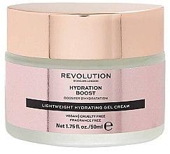 Духи, Парфюмерия, косметика Увлажняющий гель-крем - Makeup Revolution Lightweight Hydrating Gel Cream