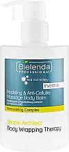 Духи, Парфюмерия, косметика Антицеллюлитный бальзам для тела - Bielenda Professional Med Technology Massage Body Balm