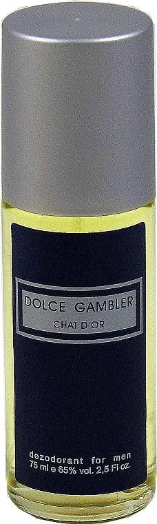 Chat D'or Dolce Gambler - Дезодорант-спрей — фото N1