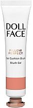 Духи, Парфюмерия, косметика Румяна - Doll Face Pillow Perfect Gel Cushion Blush