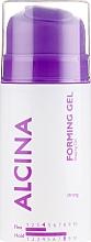 Духи, Парфюмерия, косметика Гель текстурный для волос сильной фиксации - Alcina Strong Forming Gel