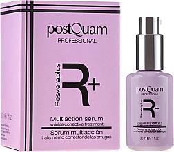 Духи, Парфюмерия, косметика Сыворотка для лица - Postquam Resveraplus Age Control Serum