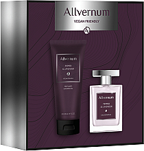 Духи, Парфюмерия, косметика Allvernum Pepper & Lavender - Набор (edp/100ml + sh/gel/200ml)