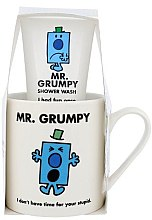 Духи, Парфюмерия, косметика Набор для детей - Mr. Grumpy (sh/gel/100ml + cap)