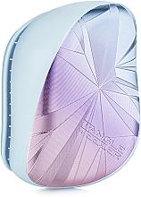 Духи, Парфюмерия, косметика Расческа для волос - Tangle Teezer Compact Styler Smashed Holo Blue