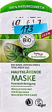 "Духи, Парфюмерия, косметика Био-маска для лица ""Очищающая"" - Lavera Bio-Mask Cleansing"