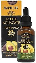 Духи, Парфюмерия, косметика Масло авокадо для лица, тела и волос - Arganour Pure Organic Avocado Oil