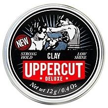 Духи, Парфюмерия, косметика Глина для укладки - Uppercut Matt Clay Mini
