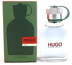 Духи, Парфюмерия, косметика Hugo Boss Hugo Man - Лосьон после бритья
