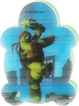 """Духи, Парфюмерия, косметика Мочалка банная детская """"Черепашки Ниндзя"""" Рафаэль 2 - Suavipiel Turtles Bath Sponge"""