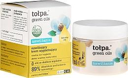 Духи, Парфюмерия, косметика Увлажняющий крем для лица - Tolpa Green Oils Moisturizing Cream