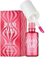Духи, Парфюмерия, косметика Жидкий пигмент для губ и щечек - Benefit Gogo Tint (мини)