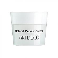 Духи, Парфюмерия, косметика Крем для ногтей с натуральными маслами - Artdeco Natural Repair Cream