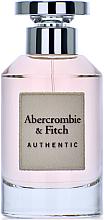 Духи, Парфюмерия, косметика Abercrombie & Fitch Authentic Women - Парфюмированная вода (тестер c крышечкой)