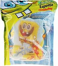 "Духи, Парфюмерия, косметика Мочалка банная детская ""Спанч Боб"" 1 - Suavipiel Sponge Bob Bath Sponge"