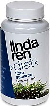 Духи, Парфюмерия, косметика Пищевая добавка Glucomanan, 60 капсул - Artesania Agricola Lindaren Diet