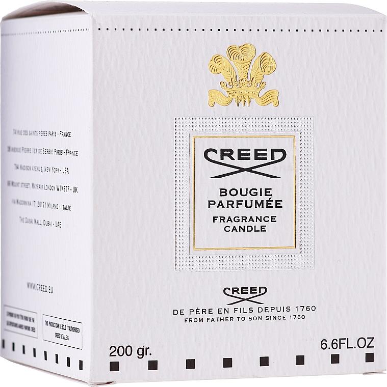 Creed Green Irish Tweed - Парфюмированная свеча — фото N2