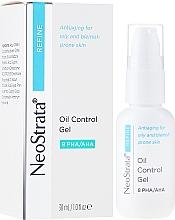 Духи, Парфюмерия, косметика Регулирующий гель для жирной кожи - NeoStrata Refine Oil Control Gel 8% PHA/AHA