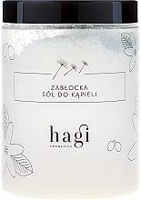 Духи, Парфюмерия, косметика Соль для ванн - Hagi Bath Salt