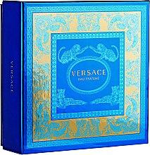 Духи, Парфюмерия, косметика Versace Man Eau Fraiche - Набор (edt/30ml + sh/gel/50ml)