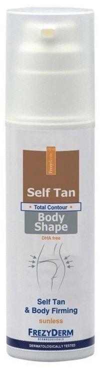 Лосьон-автозагар для тела - Frezyderm Self Tan Body Shape — фото N1