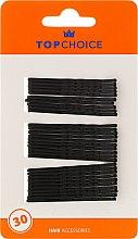 Духи, Парфюмерия, косметика Заколки-невидимки для волос, волнистые, размер S, 30 шт - Top Choice