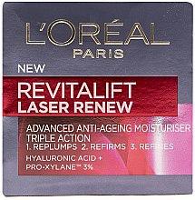 Духи, Парфюмерия, косметика Дневной крем - L'Oreal Paris Revitalift Laser Х3