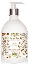 "Духи, Парфюмерия, косметика Жидкое мыло ""Amber"" - Institut Karite So Garden Collection Privee Amber Marseille Liquid Soap"