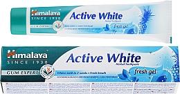 Духи, Парфюмерия, косметика Зубная паста - Himalaya Herbals Active White Fresh Gel