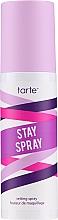 Духи, Парфюмерия, косметика Спрей для фиксации макияжа - Tarte Cosmetics Stay Spray Setting Spray