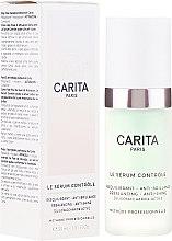 Духи, Парфюмерия, косметика Матирующая сыворотка для лица - Carita Serum Controle