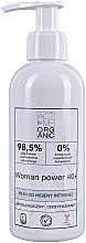 Духи, Парфюмерия, косметика Жидкость для интимной гигиены - Active Organic Active Woman 40+