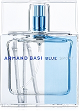 Духи, Парфюмерия, косметика Armand Basi Blue Sport - Туалетная вода