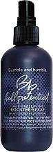Духи, Парфюмерия, косметика Укрепляющий спрей для волос - Bumble And Bumble Full Potential Hair Preserving Booster Spray