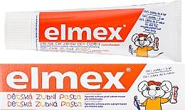 Духи, Парфюмерия, косметика Зубная паста для детей - Elmex Childrens Toothpaste