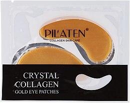 Духи, Парфюмерия, косметика Маска-патчи для век с коллагеном - Pilaten Crystal Collagen Gold Eye Mask