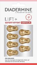 Духи, Парфюмерия, косметика Капсулы для лица - Diadermine Lift+ Sofort Effect Capsules