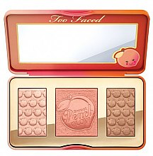 Духи, Парфюмерия, косметика Палетка для скульптурирования лица - Too Faced Sweet Peach Glow Kit